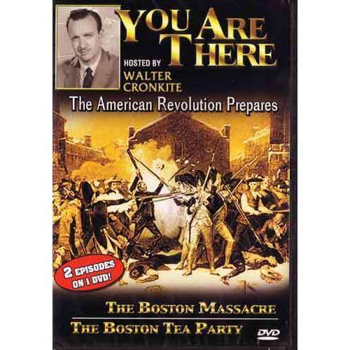 American Revolution DVD Walter Cronkite
