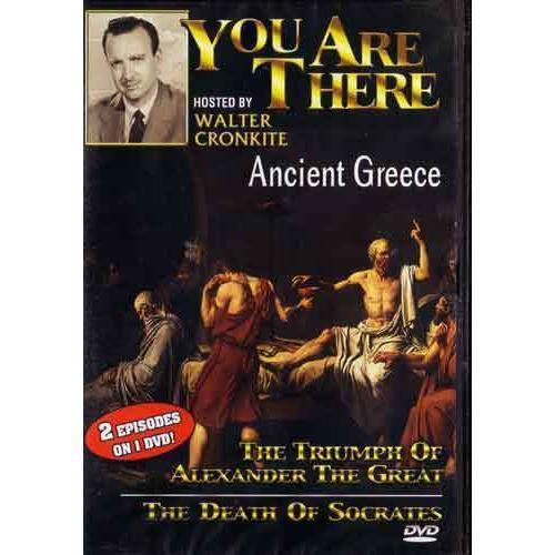 Ancient Greece DVD Walter Cronkite