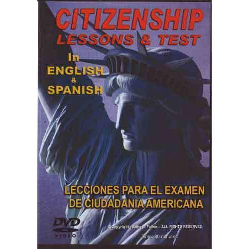Citizenship Lessons & Test DVD