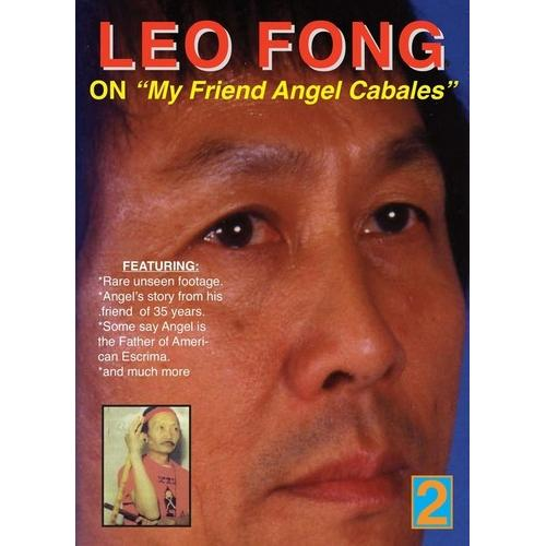 Leo Fong On Angel Cabales DVD