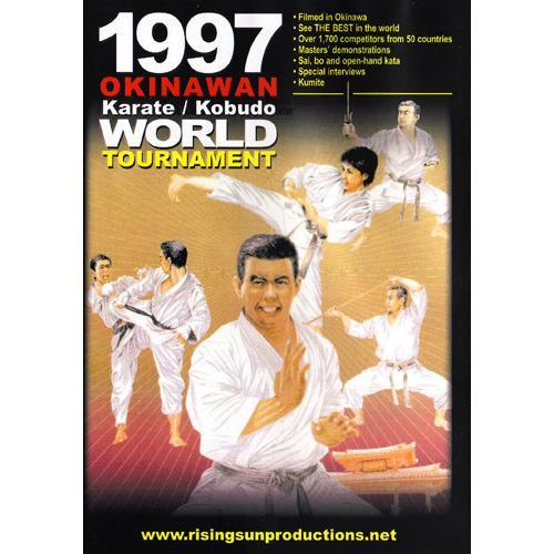 1997 Okinawan Karate Kobudo World Tournament DVD