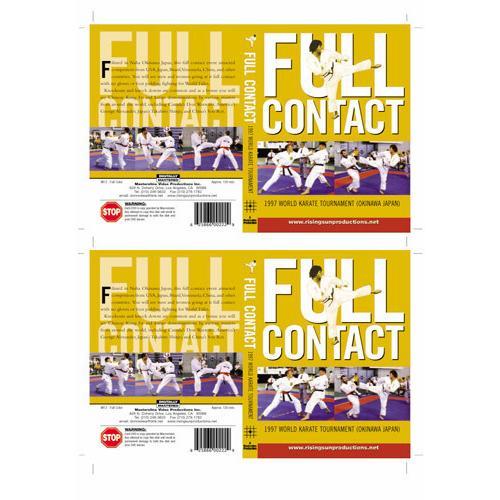 Full Contact 1997 World Karate Tournament (Okinawa Japan)