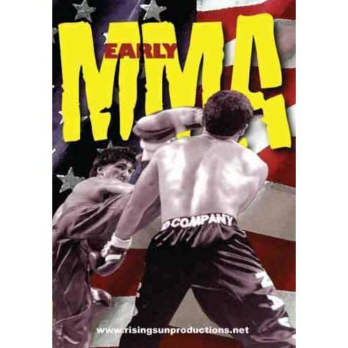 Early MMA Mixed Martial Arts DVD