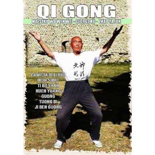 Qi Gong DVD We Xu Jun