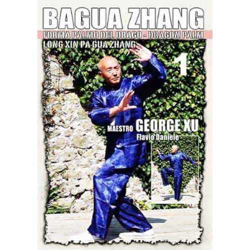 Bagua Zhang Dragon Palm #1 DVD George Xu