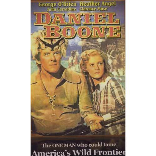 Daniel Boone DVD George O-Brien