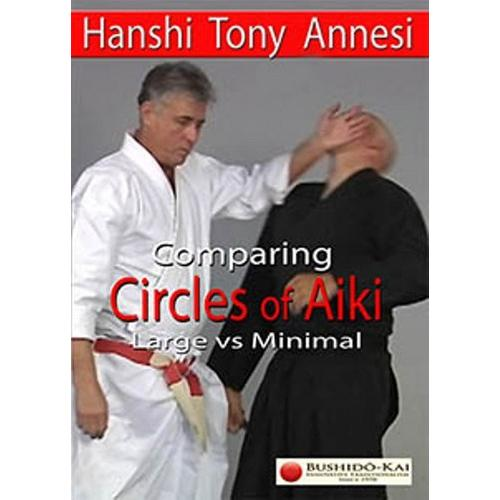 Circles of Aiki - Comparing Large vs Minimal DVD Tony Annesi judo aiki ju jitsu