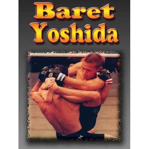 3 DVD SET Baret Yoshida Submission Grappling Brazilian Jiu Jitsu MMA