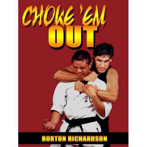 2 DVD SET Choke Em Out Burton Richardson grappling brazilian jiu jitsu nhb