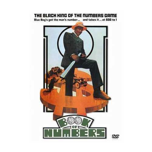 Book of Numbers - Blaxploitation Crime Action movie DVD