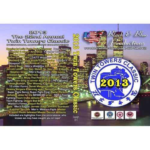 2013 Twin Towers Classic International Martial Arts Karate Tournament DVD