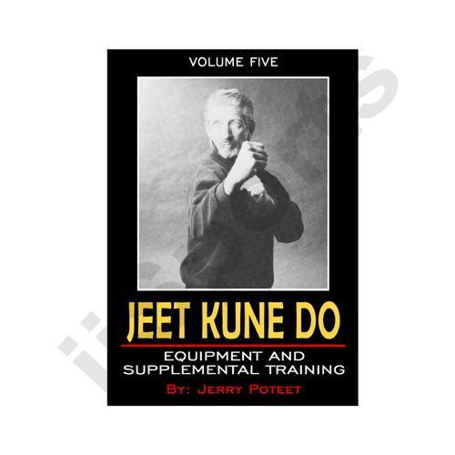 Jerry Poteet Jeet Kune Do #5 Train Equipment DVD Bruce Lee Heavy Bag Top Bottom