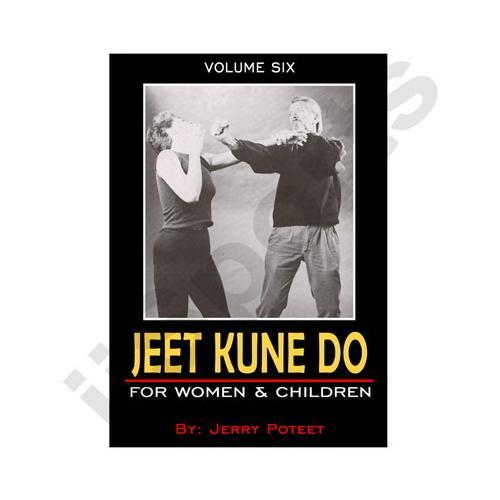 Bruce Lee Jeet Kune Do #6 Women Girls Youth Children DVD jun fan training