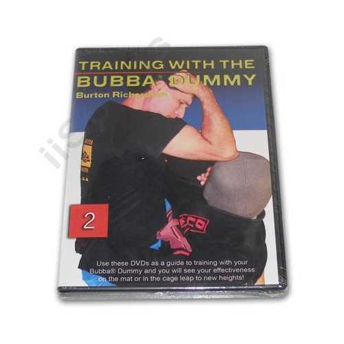 Burton Richardson MMA Jiu Jitsu Bubba Dummy Training #2 DVD