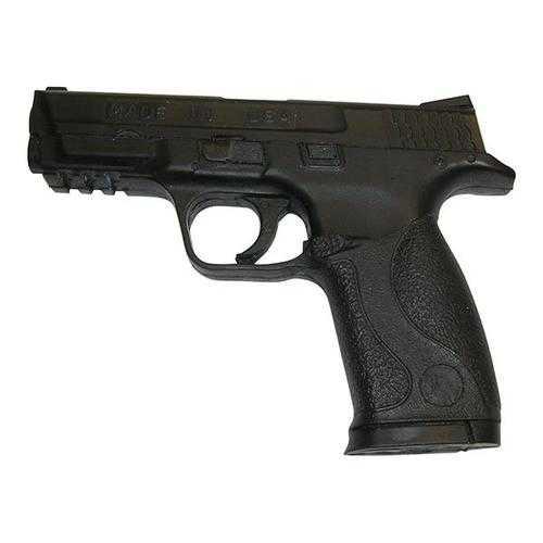USA made! Practice Standard M&P Auto Gun Pistol Police Security Trainer BLACK