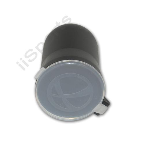 50rd Flip-Top Tube Pod BLACK