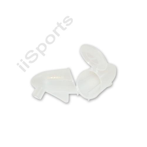 50rd Mini Flip Top Loader Pocket Hopper CLEAR