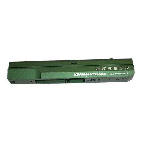 KT Eraser .43cal 11mm Paintball Pistol Green ALUMINUM Receiver Body KTP0202