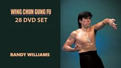 Category: Dropship Books & Videos, SKU #VD5257P, Title: 28 DVD SET Wing Chun Gung Fu Complete Training Program - Master Randy Williams
