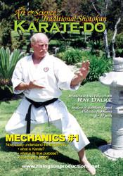 Category: Dropship Books & Videos, SKU #VD7071A, Title: 8 DVD Set Art & Science of Traditional Shotokan Karate - Ray Dalke