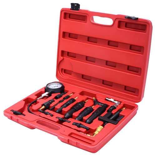 Diesel Engine Compression Tester Test Set Kit
