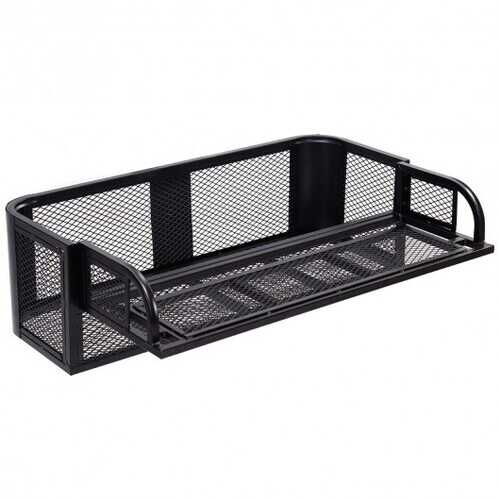 ATV UTV Universal Steel Cargo Hunting Rear Drop Basket Rack
