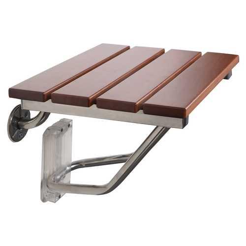 Wall Mount Folding Bath Seat Shower Bench