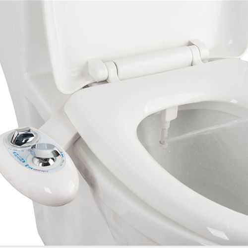 Fresh Water Spray Non-Electric Mechanical Bidet