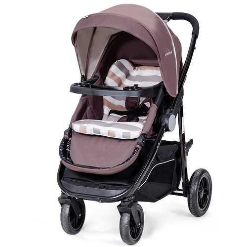 Aluminum Lightweight Foldable Baby Stroller