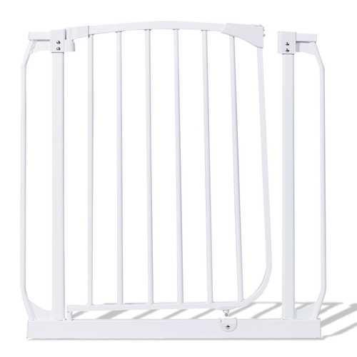 Walk Through  Safety Gate Door with Easy Locking
