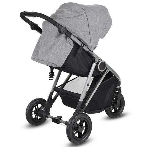 Portable Folding Aluminum Buggy City Jogger Baby Stroller