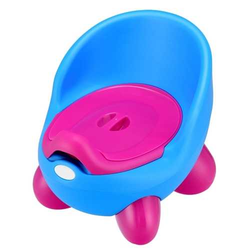 Toddlers Detachable Seat Potty Training Toilet Chair