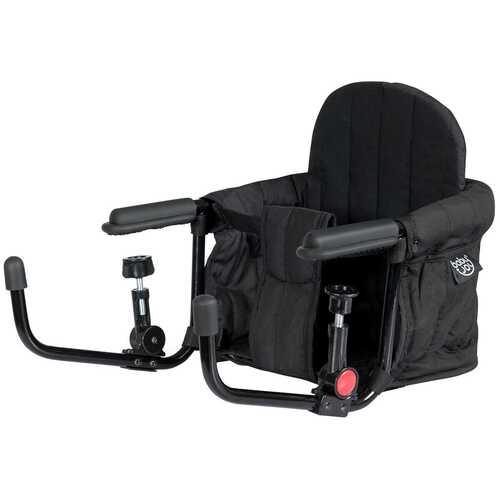 Portable & Folding Clip Fast Hook for High Load -Black