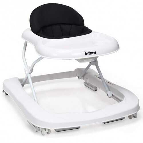 Newborn Baby Stroller Carriage - Color: Black