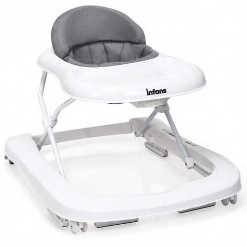 Newborn Baby Stroller Carriage - Color: Gray