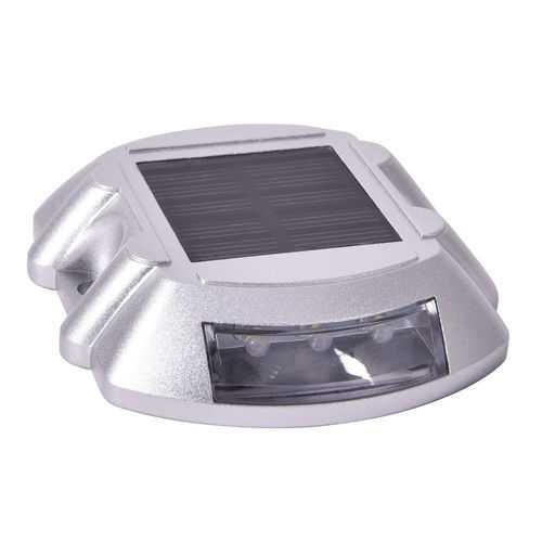 8 Pack Road Driveway Pathway Ground Solar Power LED Lights