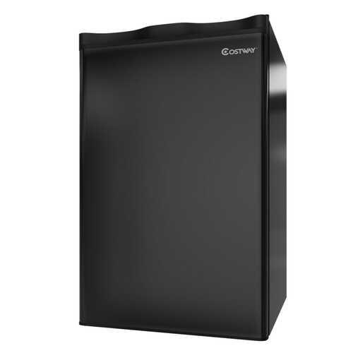 3.2 cu.ft. Mini Dorm Compact Refrigerator -Black