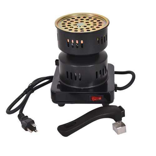Electric Coal Starter Heater Stove Charcoal Burner BBQ