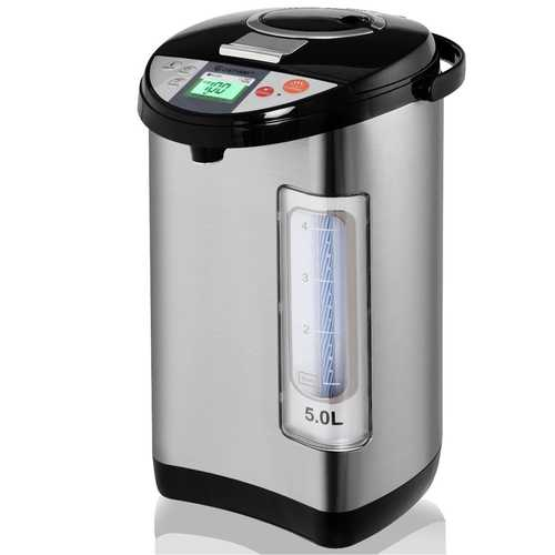 5-liter LCD Water Boiler and Warmer Electric Hot Water Dispenser