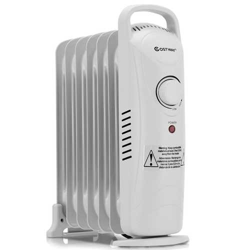 700 W Heater Portable Electric Oil Filled Radiator