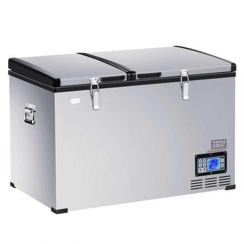 Portable Electric Compressor Camping Cooler Refrigerator