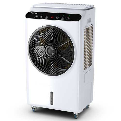Evaporative Portable Air Cooler Fan & Humidifier