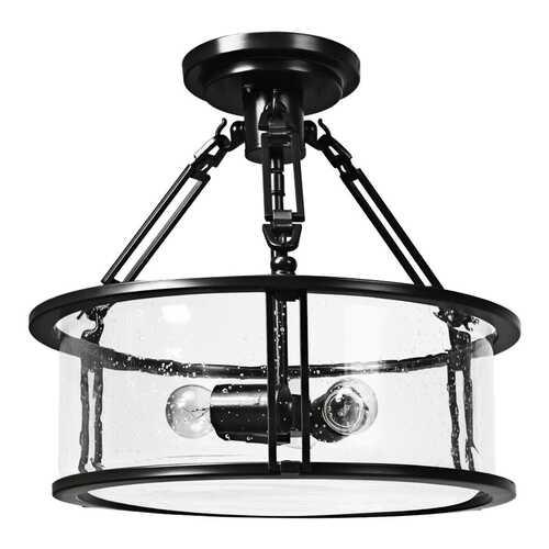 3-Light Flush Mount Ceiling Light