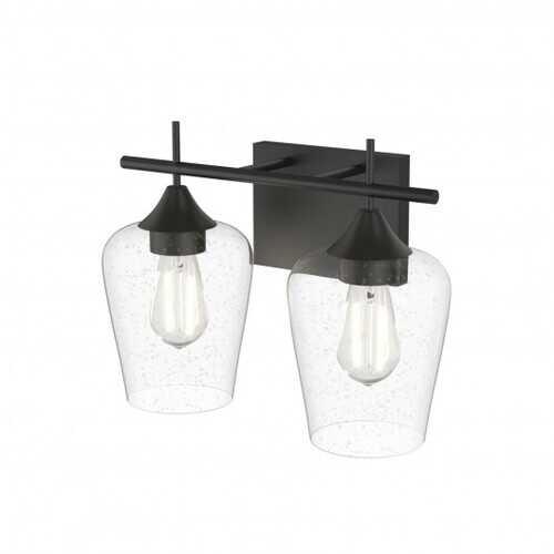 2-Light  Modern Bathroom Vanity Light Fixtures