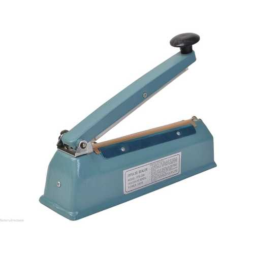 "8"" Heat Sealing Impulse Manual Sealer Machine"