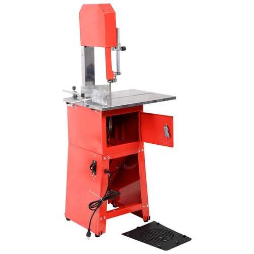 Electric 550W Stand Up Meat Band Saw and Grinder