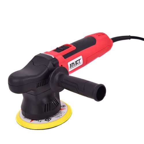 "5"" Variable Speed Dual-Action Polisher Random Orbital Polisher Kit Auto Detail"