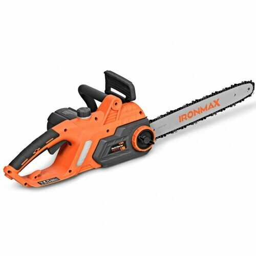 16-inch Electric Chain Saw with Automatic Oiling