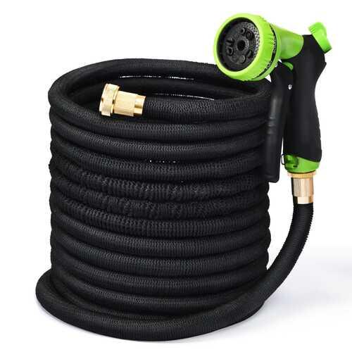 Expanding Garden Hose Flexible Water Hose-75 ft