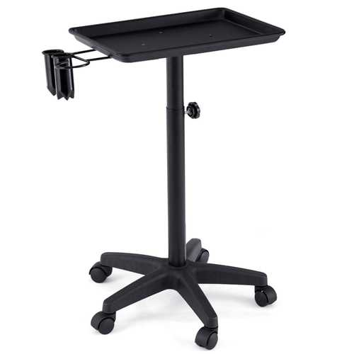 Equipment Salon Spa Tray Beauty Trolley with Appliance Holder